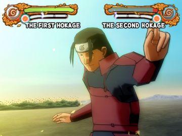 Immagine -1 del gioco Naruto Shippuden : Ultimate Ninja 4 per PlayStation 2
