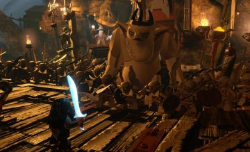 Immagine -13 del gioco LEGO Lo Hobbit per Playstation 3