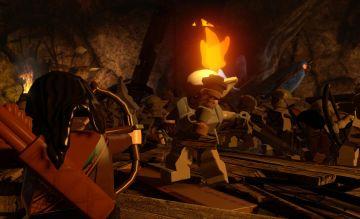 Immagine -10 del gioco LEGO Lo Hobbit per Playstation 3