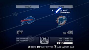 Immagine -4 del gioco Madden NFL 08 per Nintendo Wii