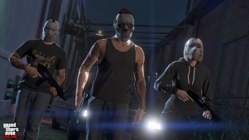Immagine -1 del gioco Grand Theft Auto V - GTA 5 per PlayStation 4