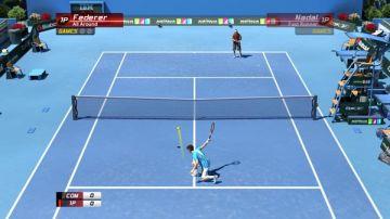 Immagine -3 del gioco Virtua Tennis 3 per Xbox 360
