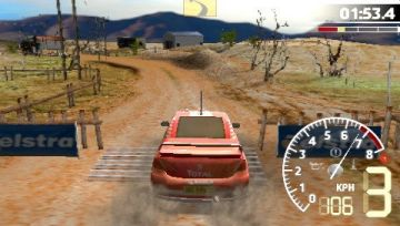 Immagine -2 del gioco WRC World Rally Championship per Playstation PSP