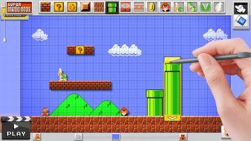 Immagine -3 del gioco Super Mario Maker per Nintendo Wii U