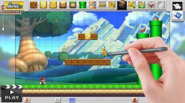 Immagine -1 del gioco Super Mario Maker per Nintendo Wii U