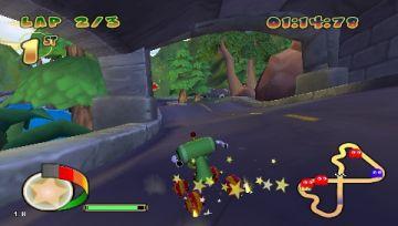 Immagine -3 del gioco Pac-Man World Rally per PlayStation PSP