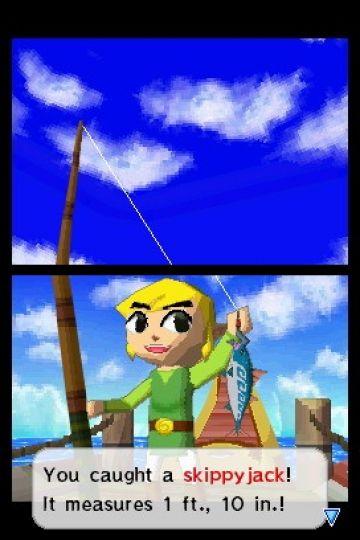 Immagine 0 del gioco The Legend of Zelda: Phantom Hourglass per Nintendo DS