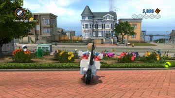 Immagine -5 del gioco LEGO City Undercover per Nintendo Wii U
