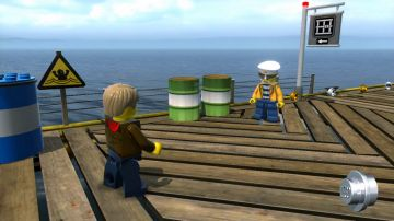 Immagine -3 del gioco LEGO City Undercover per Nintendo Wii U