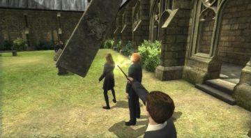 Immagine -10 del gioco Harry Potter e l'Ordine della Fenice per PlayStation 3