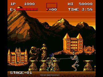Immagine -3 del gioco Castlevania Anniversary Collection per PlayStation 4