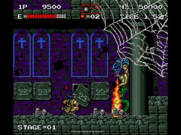 Immagine -3 del gioco Castlevania Anniversary Collection per PlayStation 4