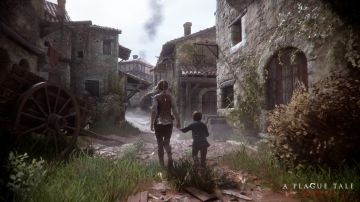 Immagine -9 del gioco A Plague Tale: Innocence per PlayStation 4