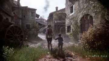 Immagine -8 del gioco A Plague Tale: Innocence per PlayStation 4