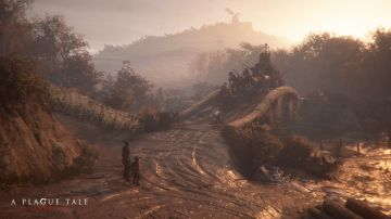 Immagine -11 del gioco A Plague Tale: Innocence per PlayStation 4