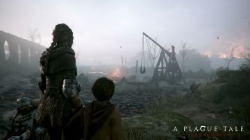 Immagine -14 del gioco A Plague Tale: Innocence per PlayStation 4
