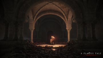 Immagine -8 del gioco A Plague Tale: Innocence per PlayStation 4