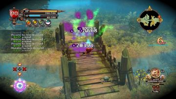 Immagine -3 del gioco The Witch and the Hundred Knight 2 per Playstation 4