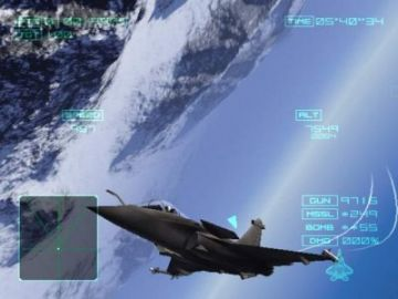 Immagine -5 del gioco Ace Combat 4:shattered skies per Playstation 2