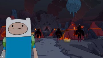 Immagine -4 del gioco Adventure Time: i Pirati dell'Enchiridion per PlayStation 4