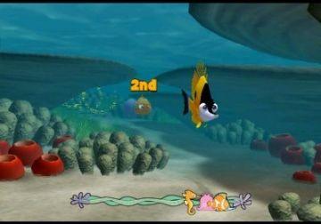 Immagine -5 del gioco Alla Ricerca di Nemo per PlayStation 2