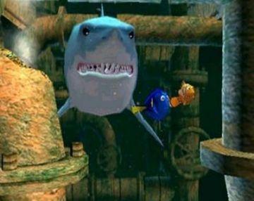 Immagine -4 del gioco Alla Ricerca di Nemo per PlayStation 2