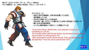 Immagine 0 del gioco Fighting EX Layer per PlayStation 4