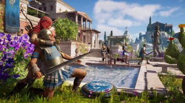 Immagine -5 del gioco Assassin's Creed Odyssey per PlayStation 4