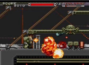 Immagine -4 del gioco Assault Suits Valken per PlayStation 2