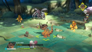Immagine -1 del gioco Digimon Survive per PlayStation 4