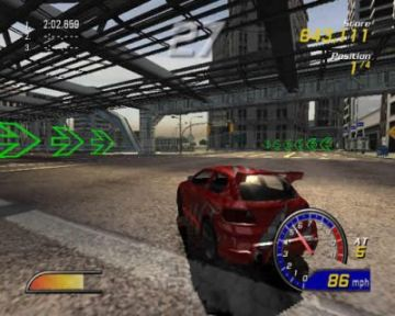 Immagine -14 del gioco Burnout 2: Point Of Impact per PlayStation 2
