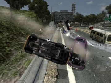 Immagine -17 del gioco Burnout 2: Point Of Impact per PlayStation 2
