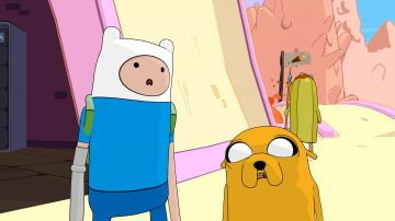 Immagine -1 del gioco Adventure Time: i Pirati dell'Enchiridion per Xbox One