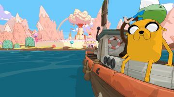 Immagine -1 del gioco Adventure Time: i Pirati dell'Enchiridion per Playstation 4
