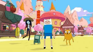 Immagine -3 del gioco Adventure Time: i Pirati dell'Enchiridion per Playstation 4