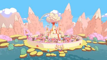 Immagine -5 del gioco Adventure Time: i Pirati dell'Enchiridion per Playstation 4