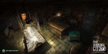 Immagine -1 del gioco The Sinking City per PlayStation 4