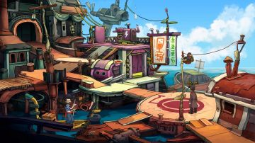 Immagine 11 del gioco Chaos on Deponia per Playstation 4