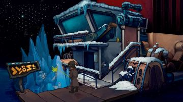 Immagine 9 del gioco Chaos on Deponia per Playstation 4
