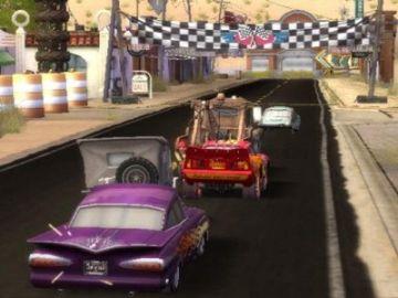 Immagine -2 del gioco Cars per Playstation 2