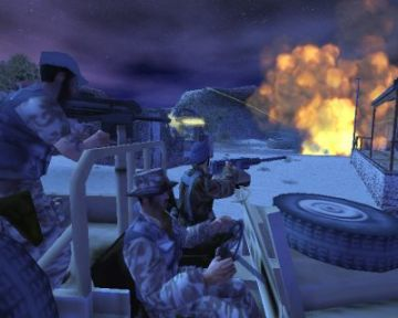 Immagine -2 del gioco Conflict: Desert storm  2 per PlayStation 2