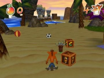 Immagine -5 del gioco Crash Twinsanity per PlayStation 2