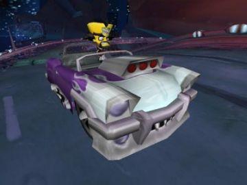 Immagine -3 del gioco Crash Tag team racing per PlayStation 2