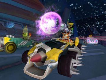 Immagine -2 del gioco Crash Tag team racing per PlayStation 2