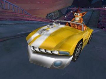 Immagine -1 del gioco Crash Tag team racing per PlayStation 2