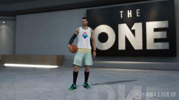 Immagine -3 del gioco NBA Live 19 per PlayStation 4