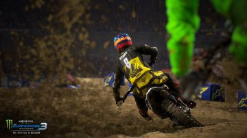 Immagine -2 del gioco Monster Energy Supercross - The Official Videogame 3 per PlayStation 4