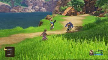 Immagine -2 del gioco Dragon Quest XI per Playstation 4