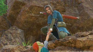 Immagine -5 del gioco Dragon Quest XI per PlayStation 4