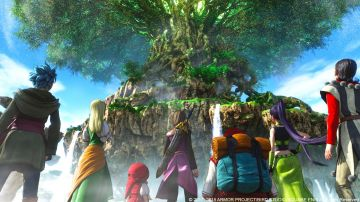 Immagine -1 del gioco Dragon Quest XI per Playstation 4